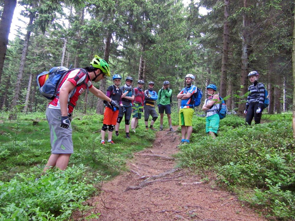 Fahrtechnik Camp I